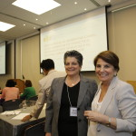 Luncheon Remarks were offered by Commissioner Donna Corrado of the NYC Department for the Aging and Dean Jacqueline B. Mondros of the Silberman School of Social Work at Hunter College.